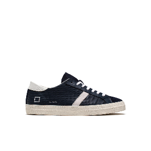 HILL LOW VINTAGE PERFORATED BLUE