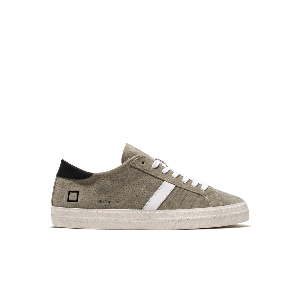 HILL LOW SUEDE PERFORATED CERA